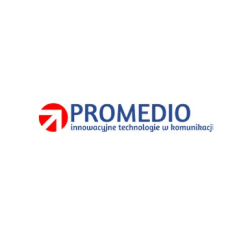 Logo imotto firmy Promedio